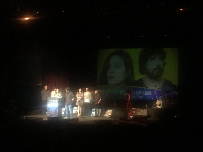#PremiosMIN twitter.