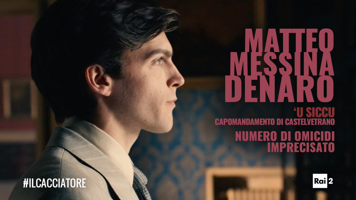 I personaggi: Matteo Messina Denaro capo indiscusso della mafia trapanese, è considerato tra i latitanti più ricercati al mondo #IlCacciatore  - Ukustom