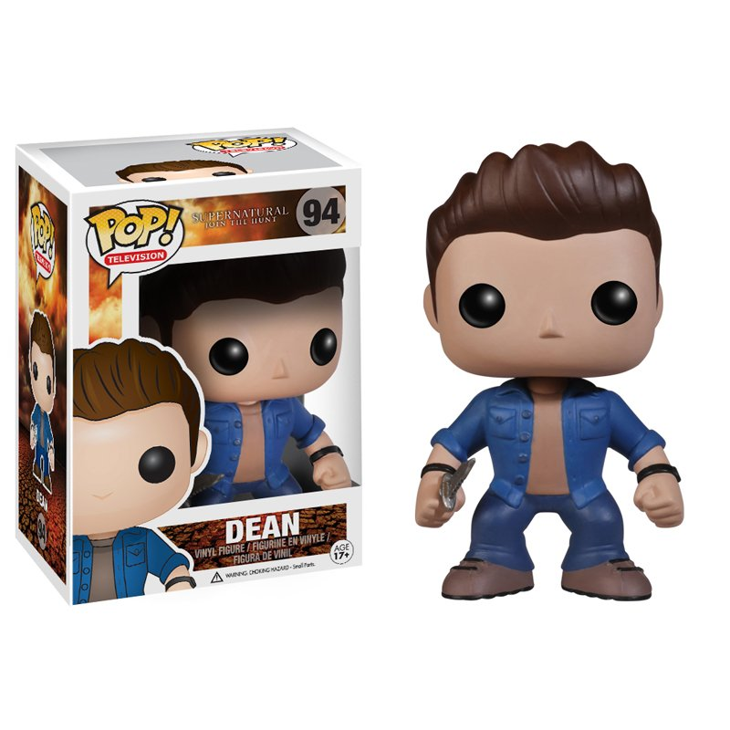 RT & follow @OriginalFunko for the chance to win a Dean Pop! #PiDay