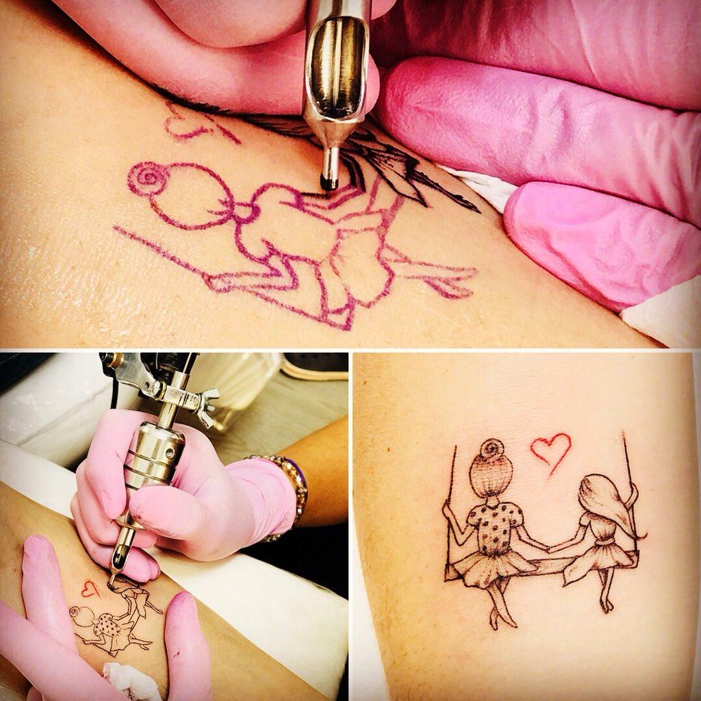 Juches Ink On Twitter Madre E Hija Tattoo Madreehija Tattoo