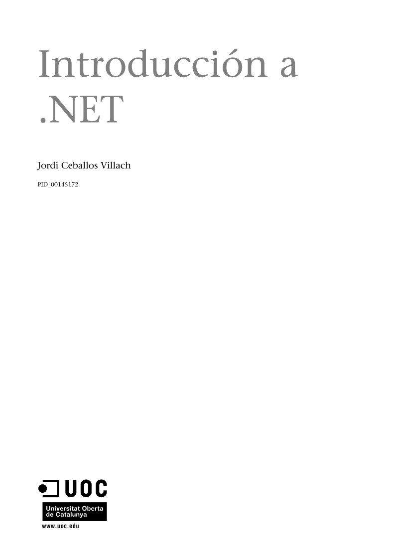 #PDF de #Programación - Introducción a ....