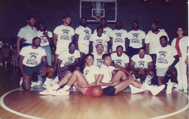Old School Memories First Women to play in the New York Rucker League #Oldschool
