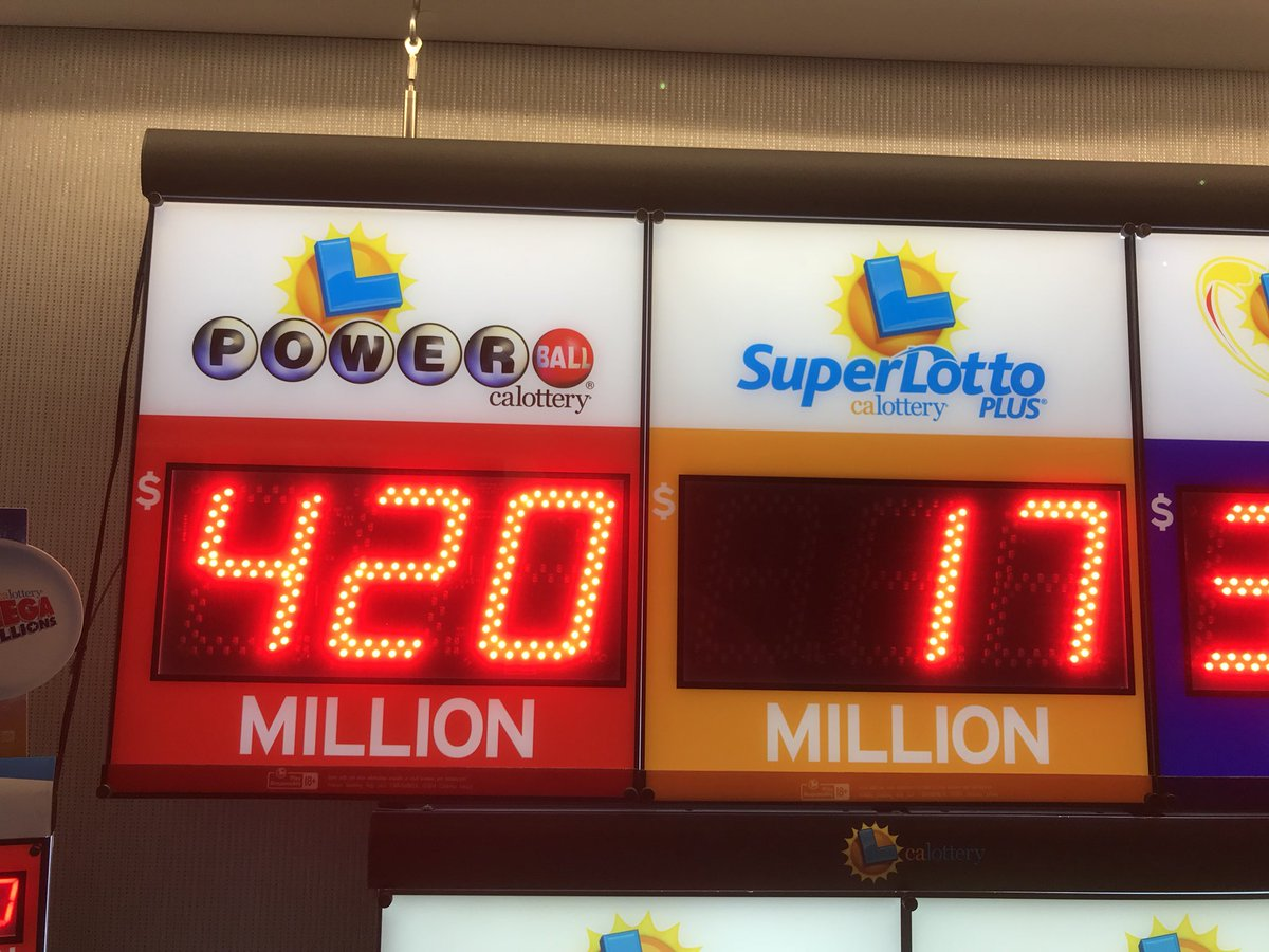 California Lottery On Twitter Don T Forget To Grab Your Powerball