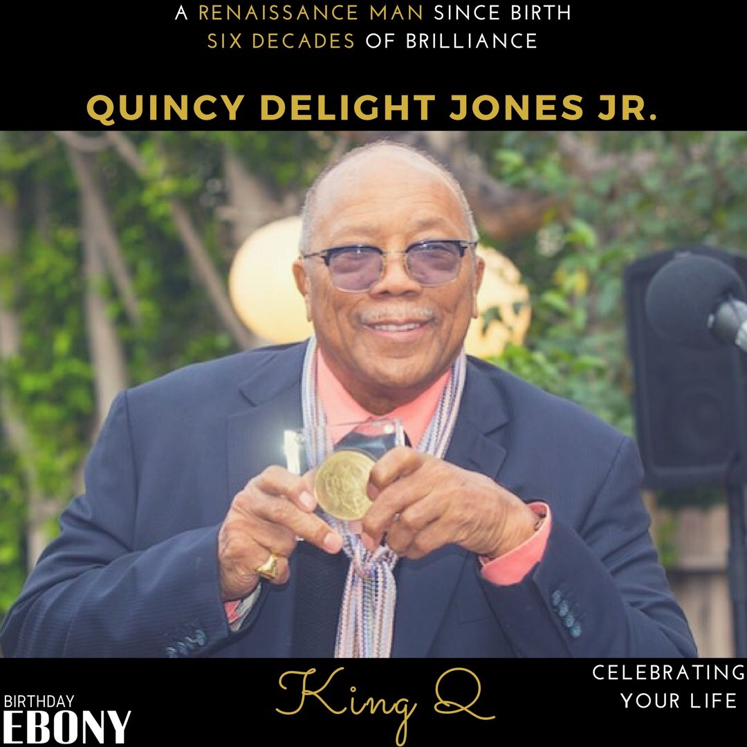 Reloaded twaddle – RT @EBONYMag: 60 years in the entertainment industry, a leader who has served in...