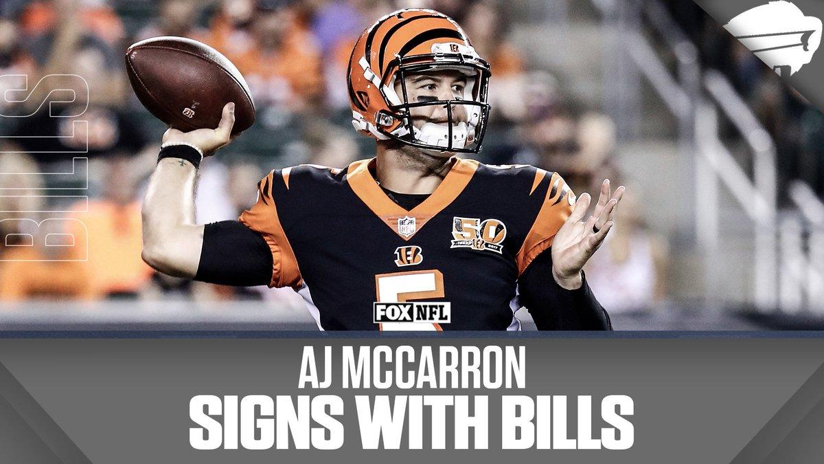 FOX Sports: NFL's photo on AJ McCarron