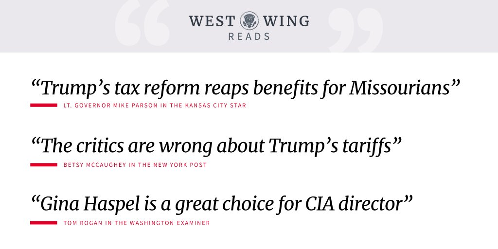 Tonight's edition of West Wing Reads: ht...