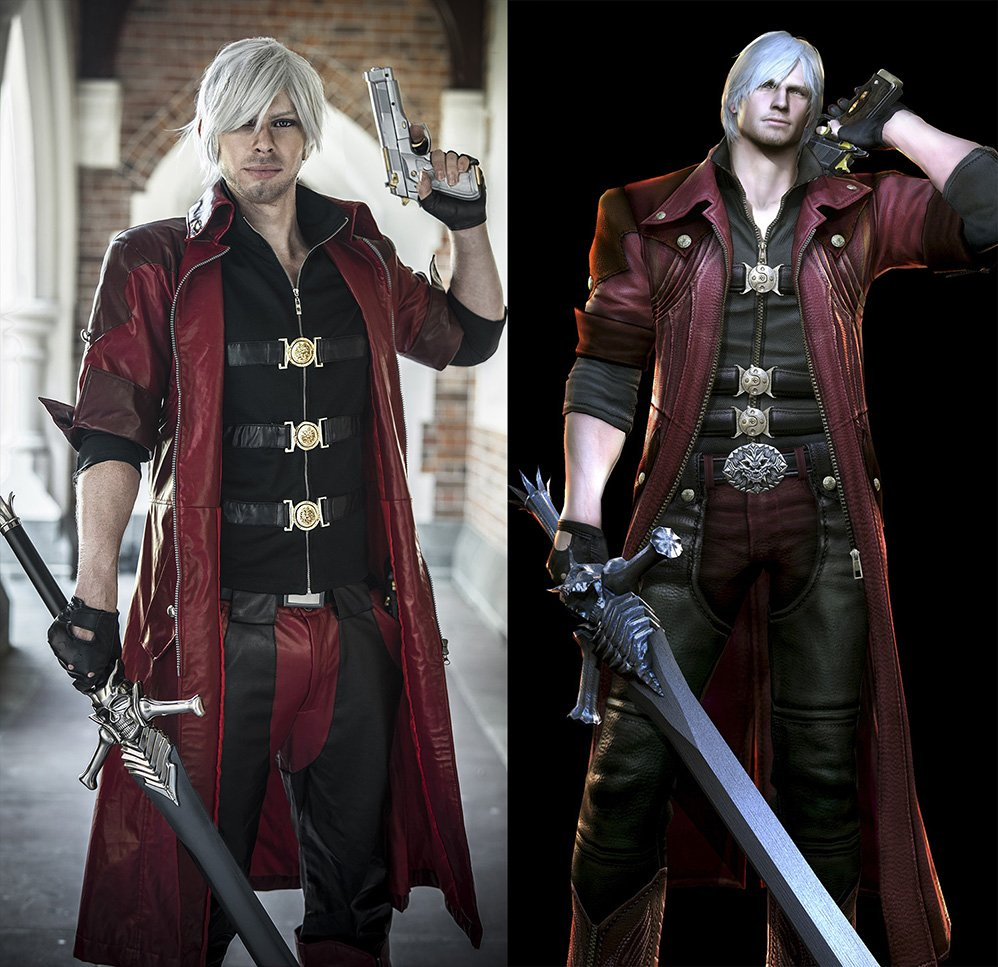 """Devil May Cry 5: KuroShiba On Twitter: """"Dante From Devil May Cry 4 #Dante"""