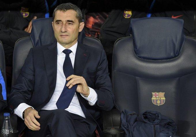 Valverde twitter.