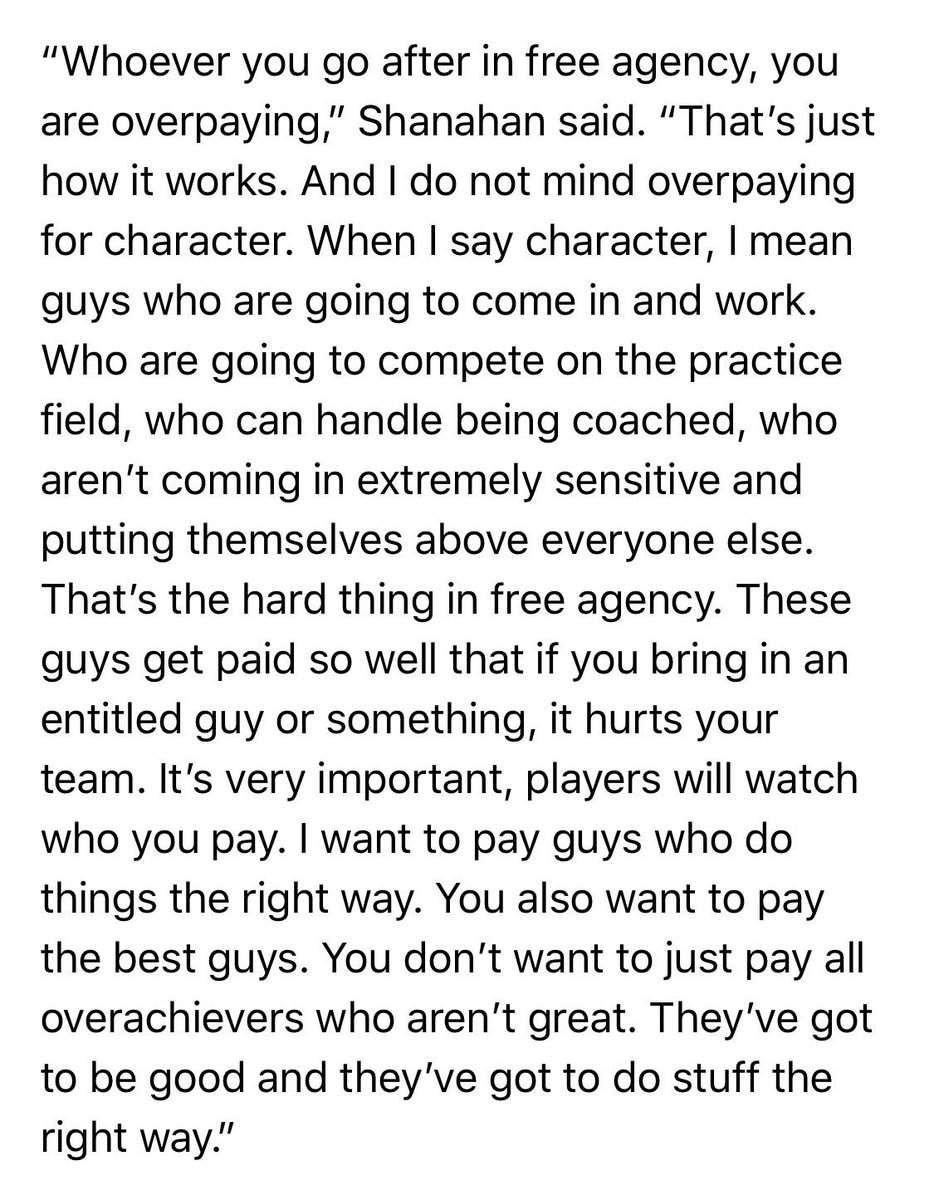 Today seems like a good time to give this quote from #49ers coach Kyle Shanahan another run... https://t.co/ZcdYSPalzI