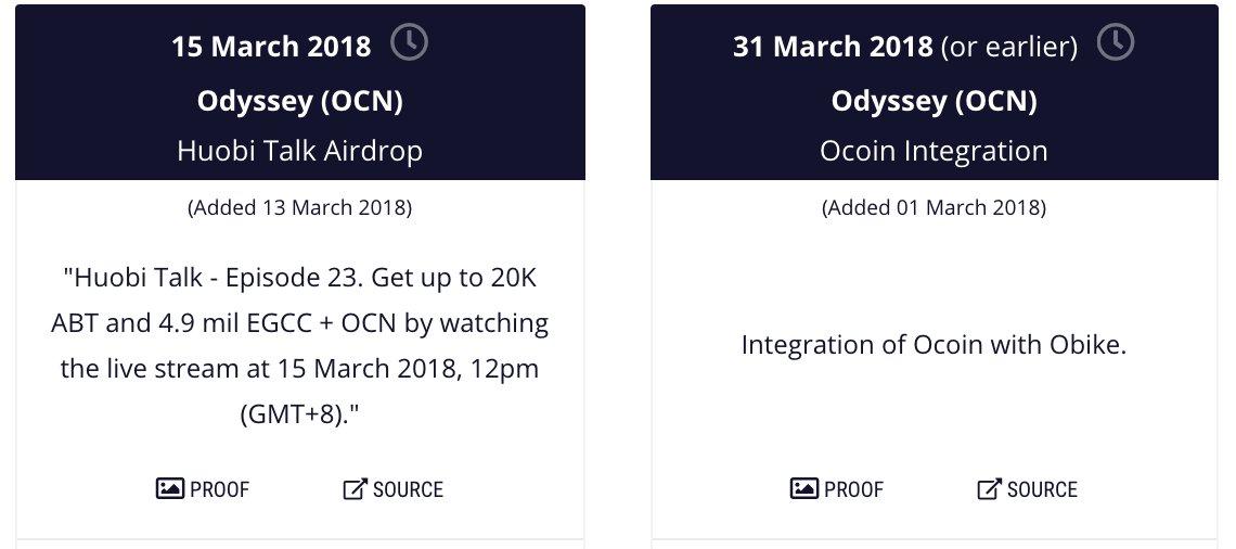 Ocn news crypto