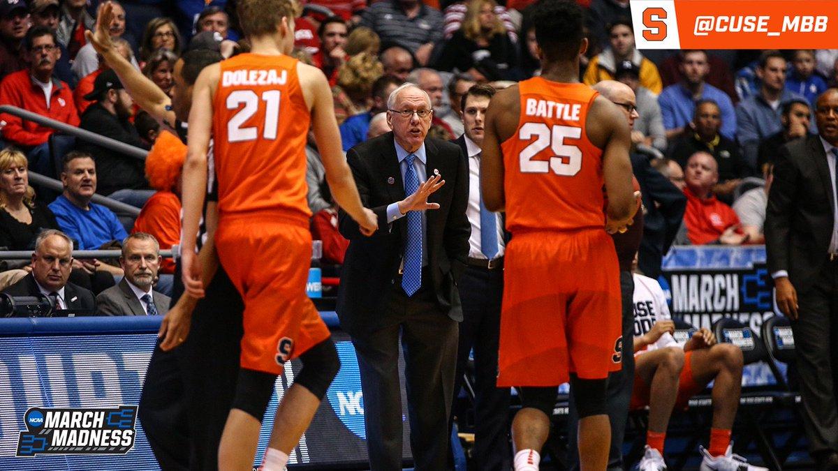 online retailer cbfa2 2c715 Syracuse Basketball on Twitter: