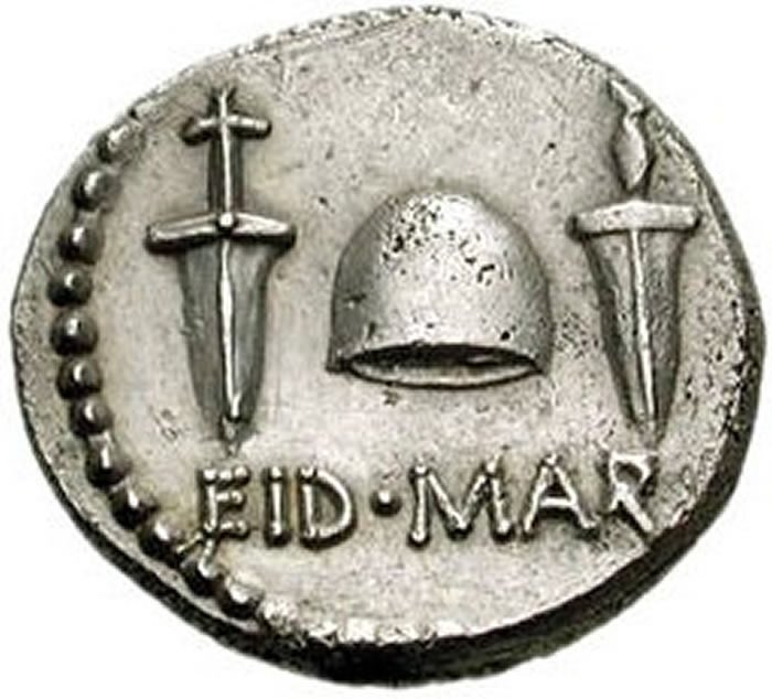 Euripides Evriviades On Twitter Beware Today Is Idus Martiae