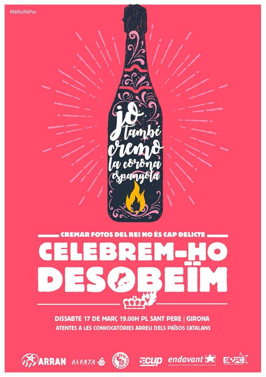 ⏩11 anys després #CelebremHo Desobeïm!...