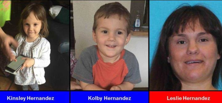 AMBER ALERT: 3-year-old twins abducted i...