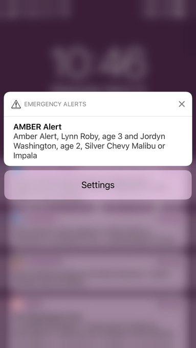#AmberAlert #Chicago https://t.co/AKngYd0dOE