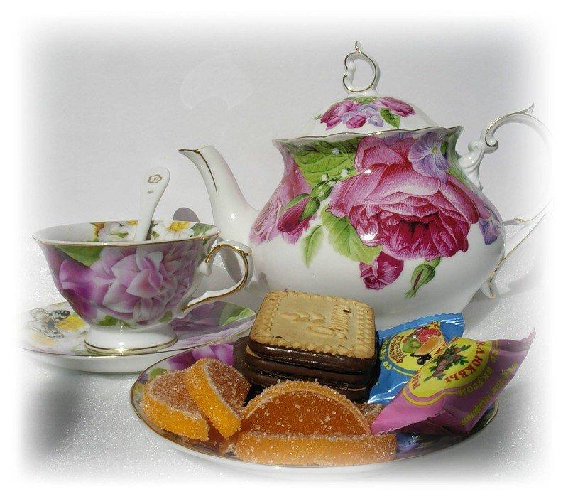 красивые открытки чаепития лучше городе
