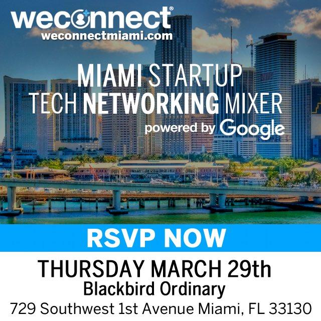 Miami Startup Events