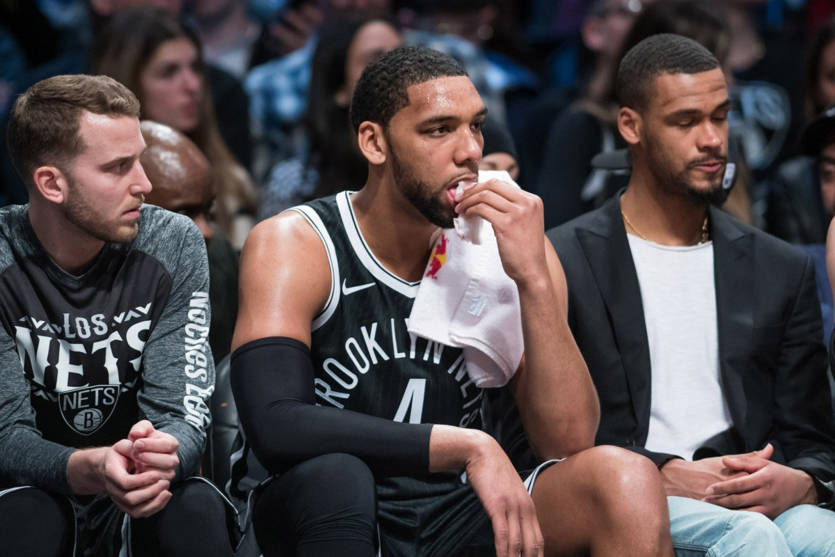 Jahlil Okafor's time with Nets could be nearing an end https://t.co/1h76axCUR4