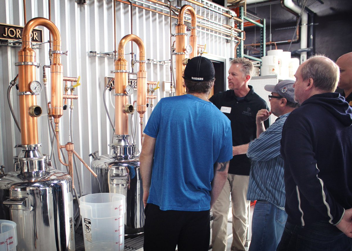 test Twitter Media - 1-2 times/month #HeritageDistilling holds a 3 hr educational experience where you learn about the Distilling process from beginning to end. Sign up for #MyBatch classes at #HDCFlagship and #HDCEugene on our website! https://t.co/NhpuRsqRoq