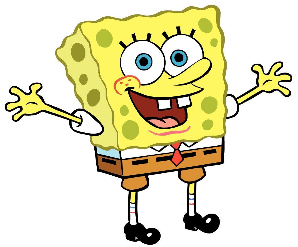 okay. does spongebob have eyelids or not.