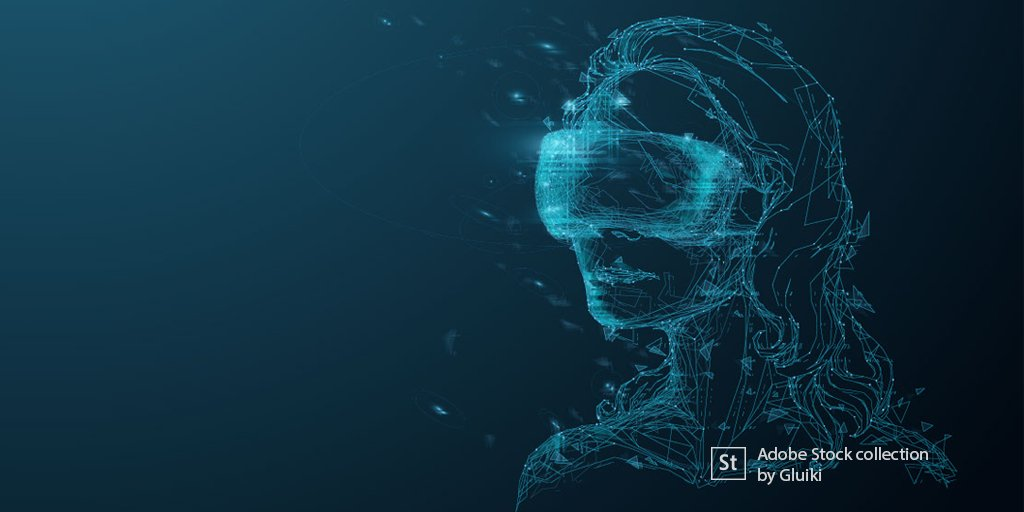 VR presents a whole new way to tell stories & connect with customers. Heres what you need to know to navigate the new dimension and take experiences #BeyondTheScreen: adobe.ly/2HAQnlC