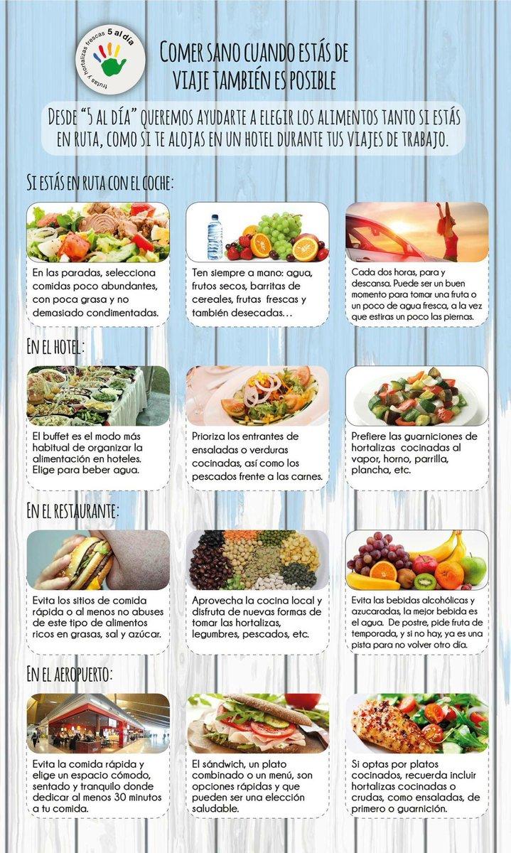 comer saludable dia a dia