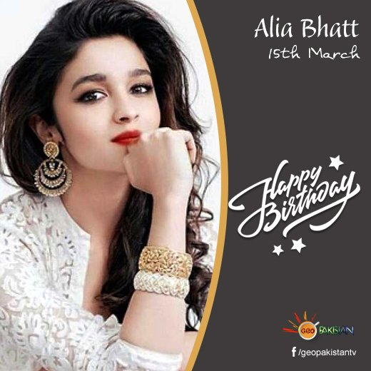 Happy Birthday Alia Bhatt!