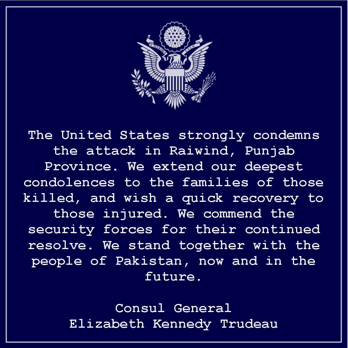 US Consulate Lahore (@USCGLahore) on Twitter photo 2018-03-15 06:24:25