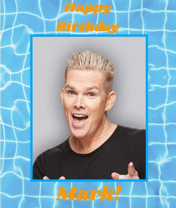 Happy Birthday Mark! I hope you have an amazing time in Hawaii!