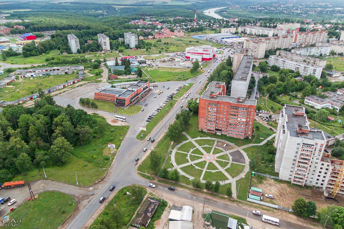 Город алексин тульская область фото