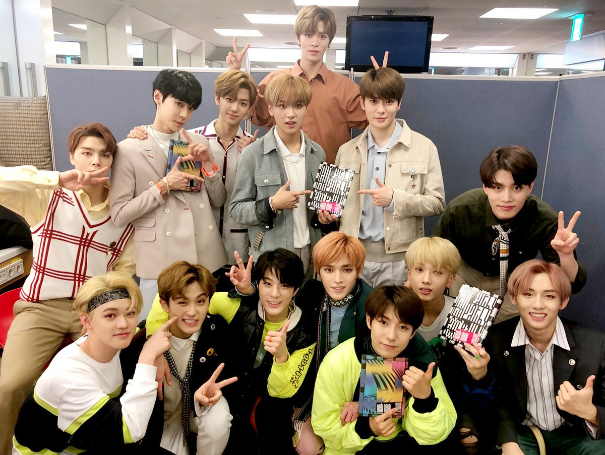 TOUCH 💚 GO   #NCT2018_EMPATHY #NCT #NCT2...