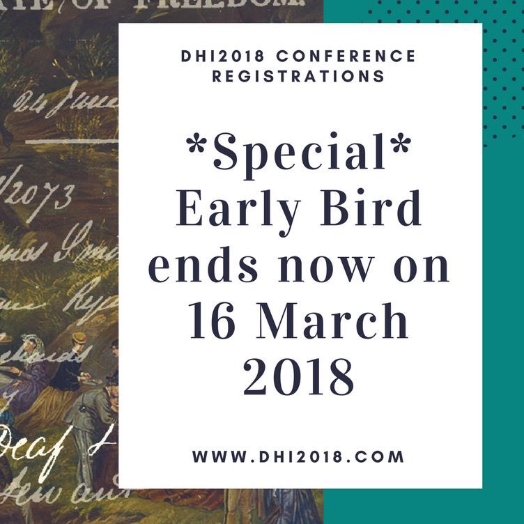 Dhi2018 10th deaf history international conference dhi2018 photo fandeluxe Image collections