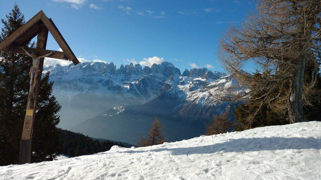 #giornatanazionaledelpaesaggio. @dolomitipaganel le Dolomiti del Brenta  - Ukustom