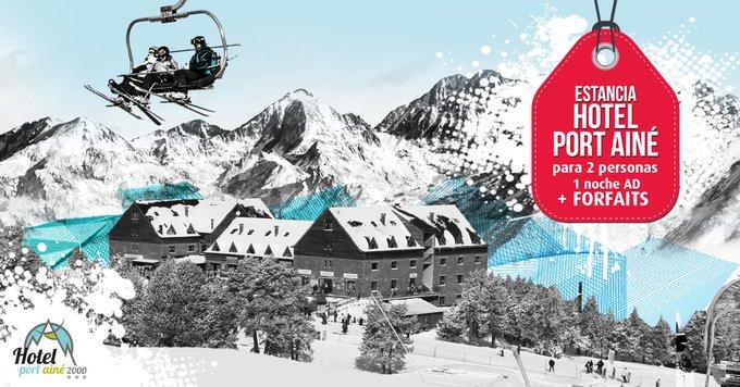 Buenos días, arrancamos este jueves con un [SORTEO] 🎁para esquiar en Port Ainé @SkiPallars . Entra y participa! ➡️https://t.co/Jf4X7AXBnD