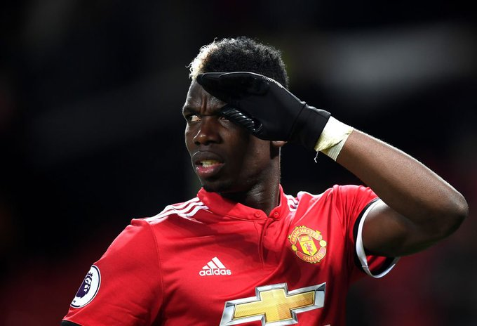 Happy birthday to Manchester United and France midfielder Paul Pogba, who turns 25 today!