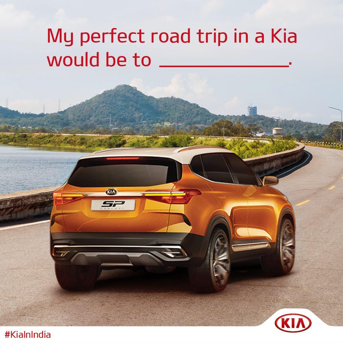 Kia Moters: Kia Motors India (@KiaMotorsIN)