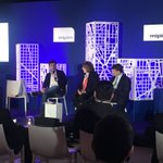Excellent panel session at @MIPIMWorld covering success stories and investment opportunities in Brazil, Argentina, and Paraguay. Real opportunities here for global investors! #mipim2018 @Cofeci