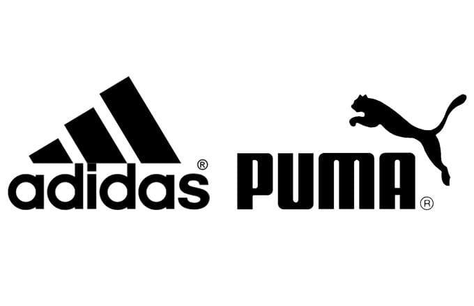 今夜賞金2万円20:30のゲームのヒント:AdidasとPumaの関係はどういう...