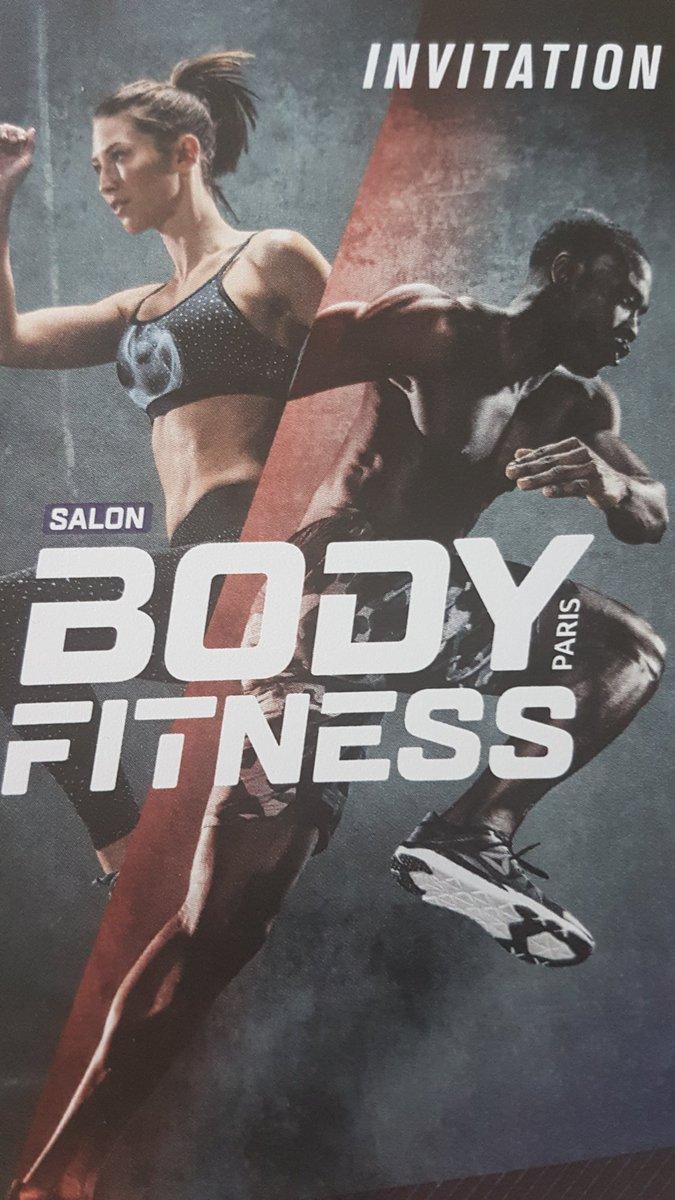 🎫 Rapido. 10x2 places pour le Salon du Fitness, porte de Versailles, à partir de demain jusquà dimanche. Je les offre aux 10 premiers qui commentent. Je vous envoie les codes en DM.