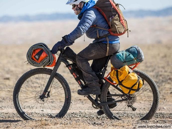 #Trek 1120, le #VTT pensé pour le #bikep...