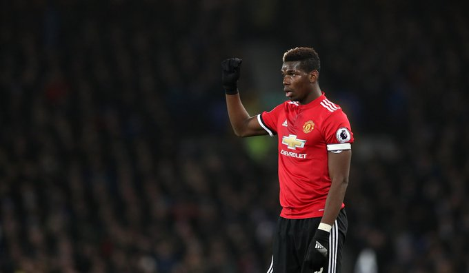 Happy 25th Birthday to Paul Pogba!  A very good player who just needs to focus & find his confidence...