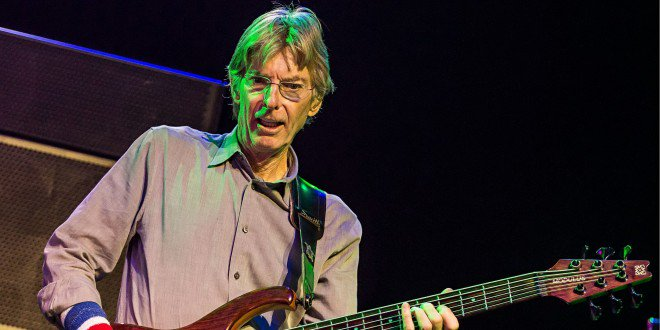 Happy Birthday Today 3/15 to Grateful Dead co-founder/bassist  Phil Lesh. Rock ON!