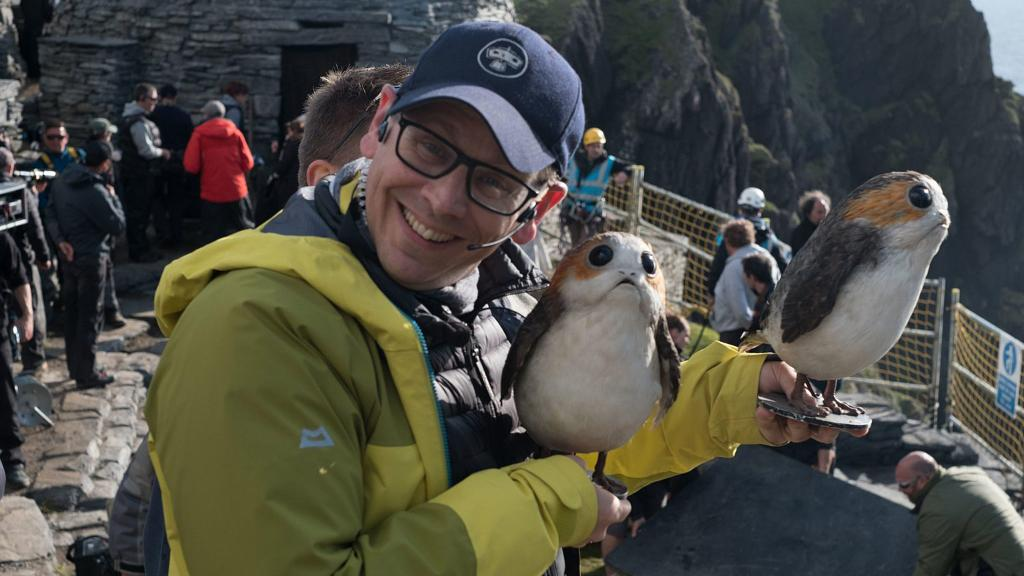 BB-8 and porg puppeteer Brian Herring on his journey to #TheLastJedi. https://t.co/2p5SZM8mjC https://t.co/hnVBRAr9tf