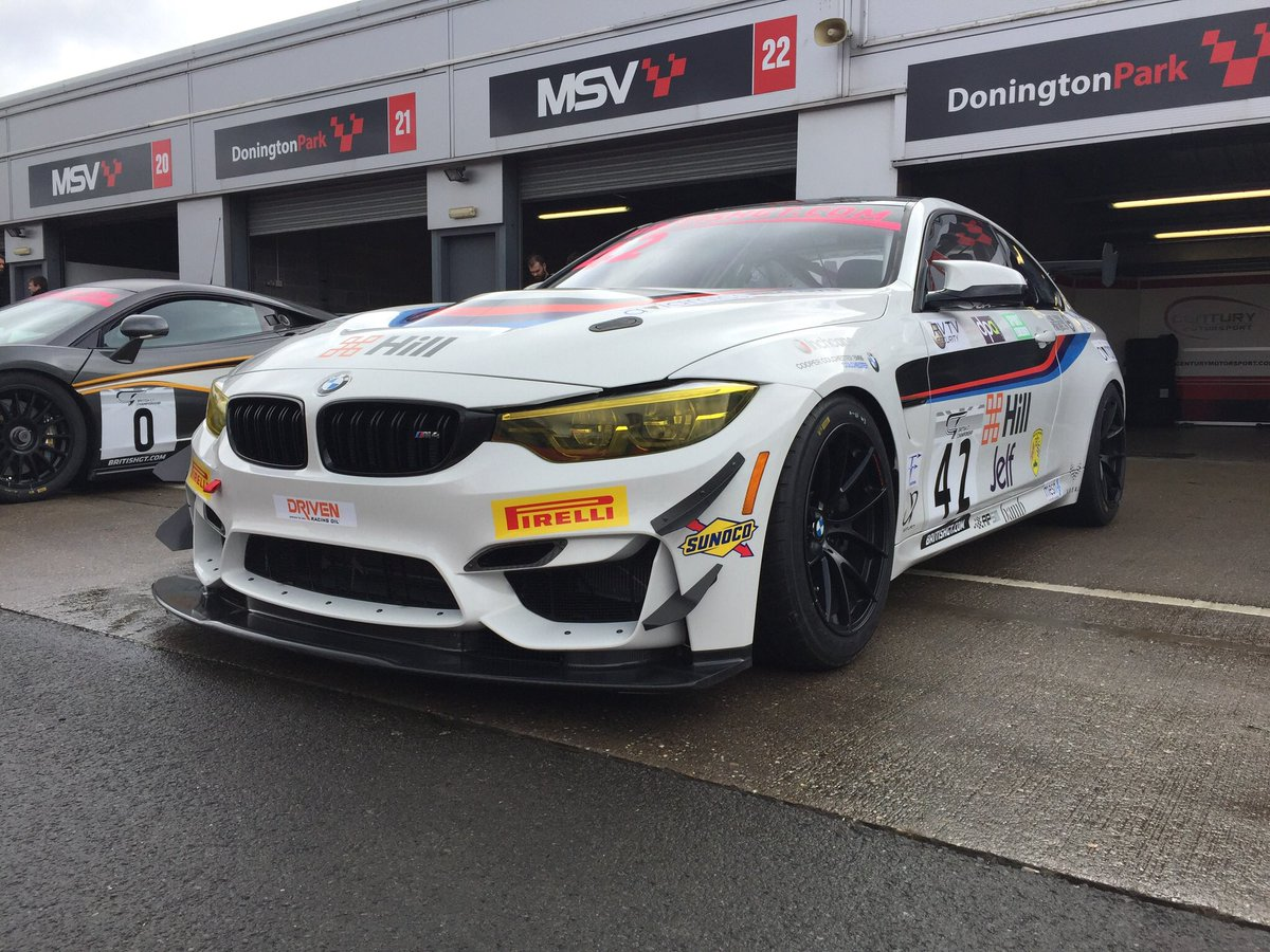 It's been a week since I got to drive the M4 GT4 for the first time with @Century_Msport, can't wait for the first round of the season! Can easter weekend hurry up now???😴 #TeamBTR