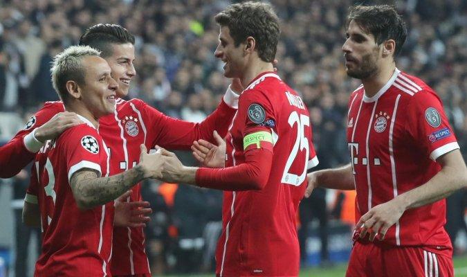 Bayern Munich twitter.