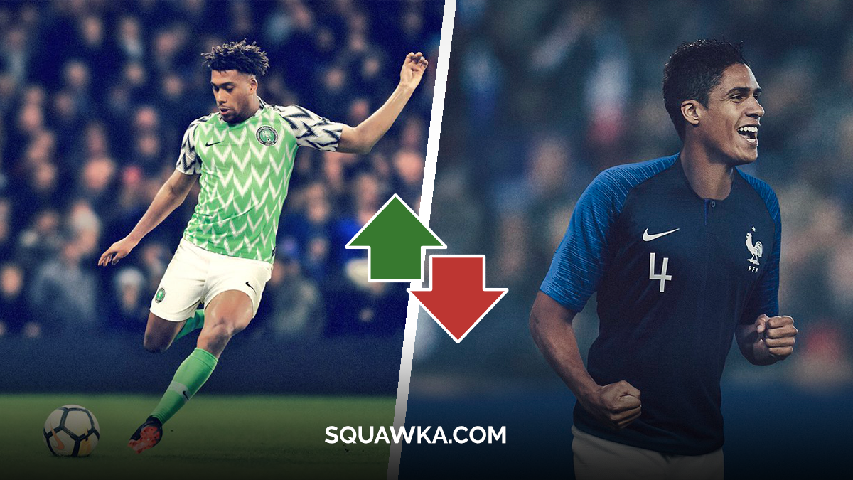 RANKING: Every 2018 World Cup kit released so far from best to worst.  @iammoallim makes the bold calls - sqwk.at/KitsWC