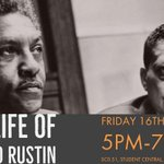 FRIDAY 16th MARCH #Bradford Screening & discussion of Brother Outsider: The Life of #BayardRustin, on his work in the US #CivilRights movement/ other activism. Led by #MichaelRandle, Commonweal trustee, who worked alongside Bayard in the 1950s. #nuclearban https://t.co/sPm79RpLHa