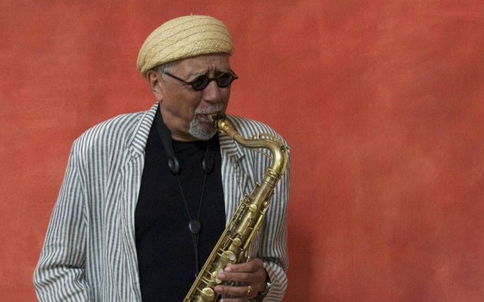 Happy birthday Charles Lloyd! 80!