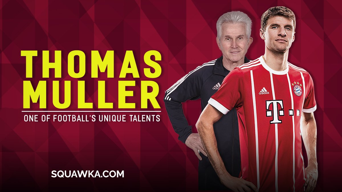 4. ANALYSIS: How Jupp Heynckes has reinvigorated the unique talent that is Thomas Muller - sqwk.at/JuppMuller  @harryedwards16 compares the numbers under the most recent managers.