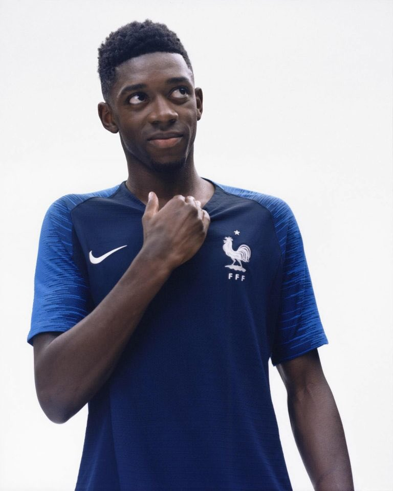 Frances new World Cup kits are pure 🔥.  Now time for Squawka Suggests.